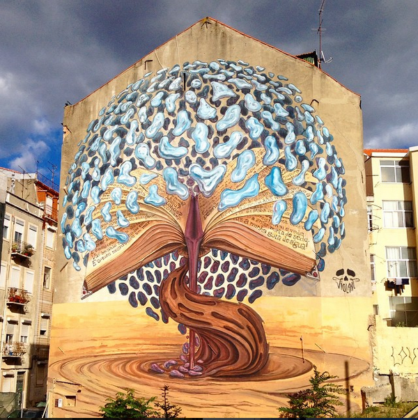 Artesanato Kit Higiene ~ Livro mapeia arte de rua em Portugal u2013 Ctrl Alt Rua
