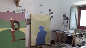 Atelier do pintor