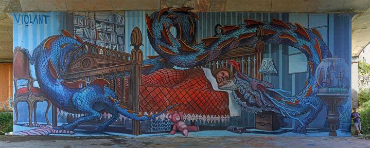"""""""Insomnia"""", em Coimbra. Jun2015 (Crédito: Gui Mota)"""