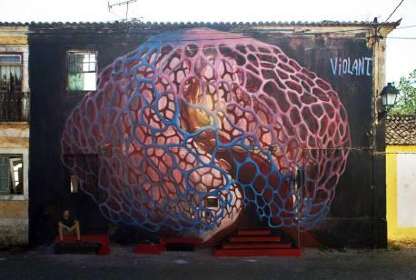 """""""Aneurysma"""", em Rossio ao Sul do Tejo. Abr2014 (Crédito: Divulgação)"""