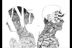 Ilustração da artista Carola (Crédito: Divulgação)
