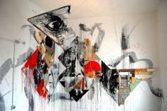 Obra realizada no ARTURb, em 2013 (behance.net/JSAMINA)