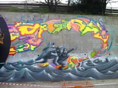 Mural Rua da Lionesa (2014)