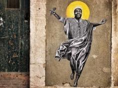 King of Love (Marvin Gaye) - Music Saints (crédito: divulgação/ www,miss-me-art.com)