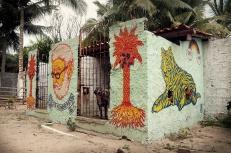 """Brasil P.2"" (2016). Pintura realizada no Brasil"
