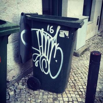 Tag de Atomik em Lisboa (Crédito: @atomiko)