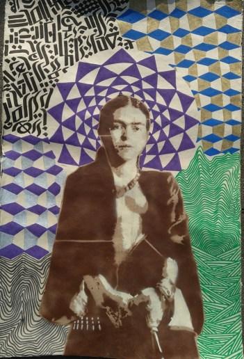 """""""Frida"""" (2016) (crédito: adityaayral)"""