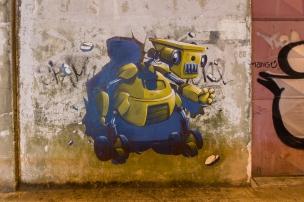 Arte de Third, do Colectivo Rua (Crédito: Rute Ferraz)